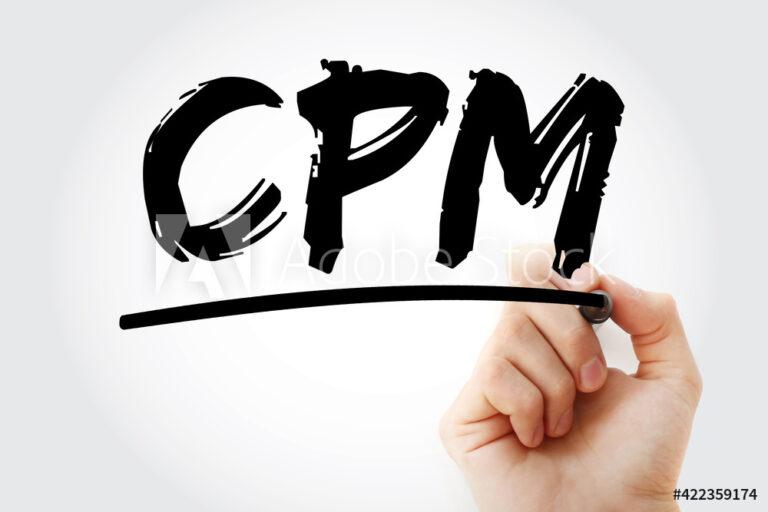 CPM-cost-per-mile
